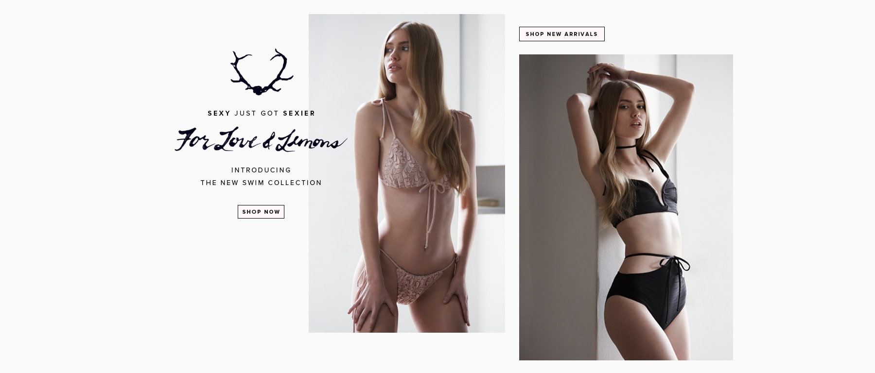 FOR LOVE & LEMONS SWIM!