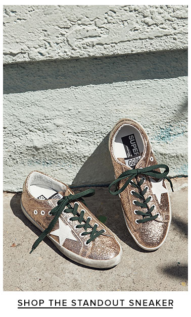 Shop the Standout Sneaker