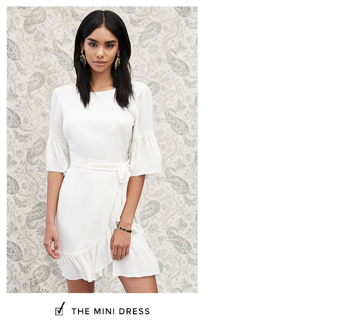 The Mini Dress