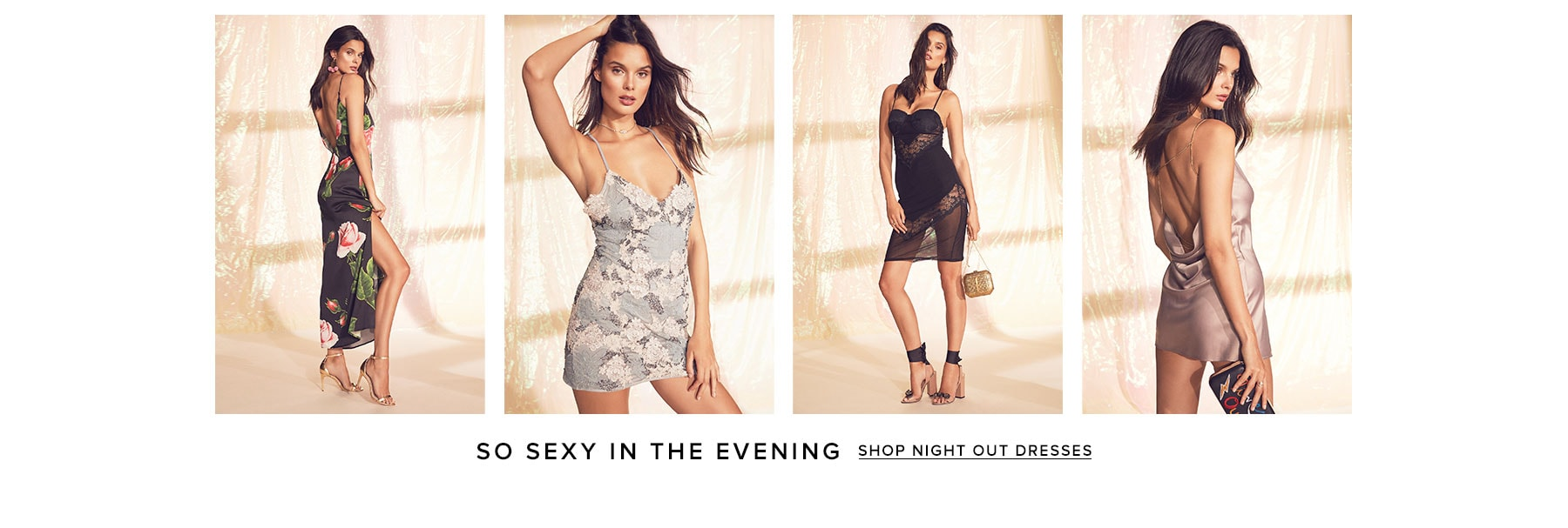 So Sexy in the Evening. Shop night out dresses.