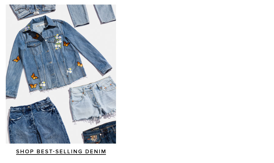 Shop Best-Selling Denim
