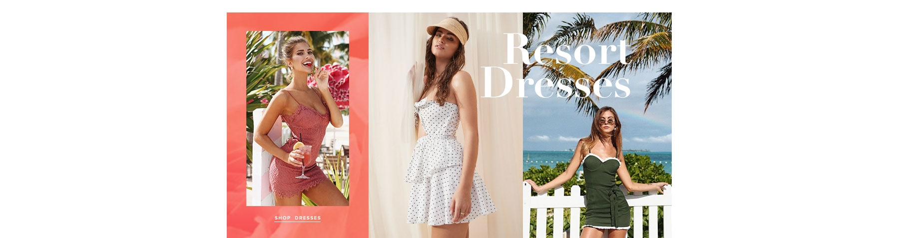 Shop Resort Dresses