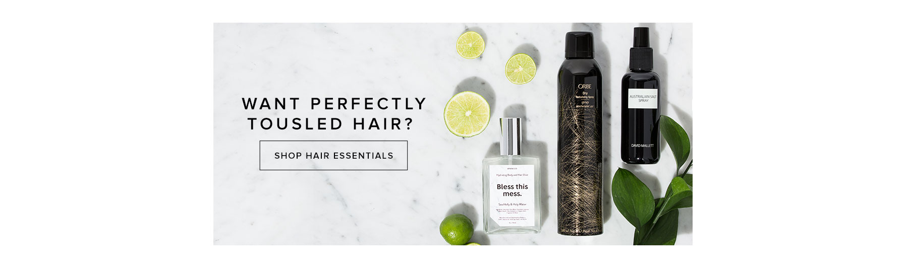 Shop Hair Essentials