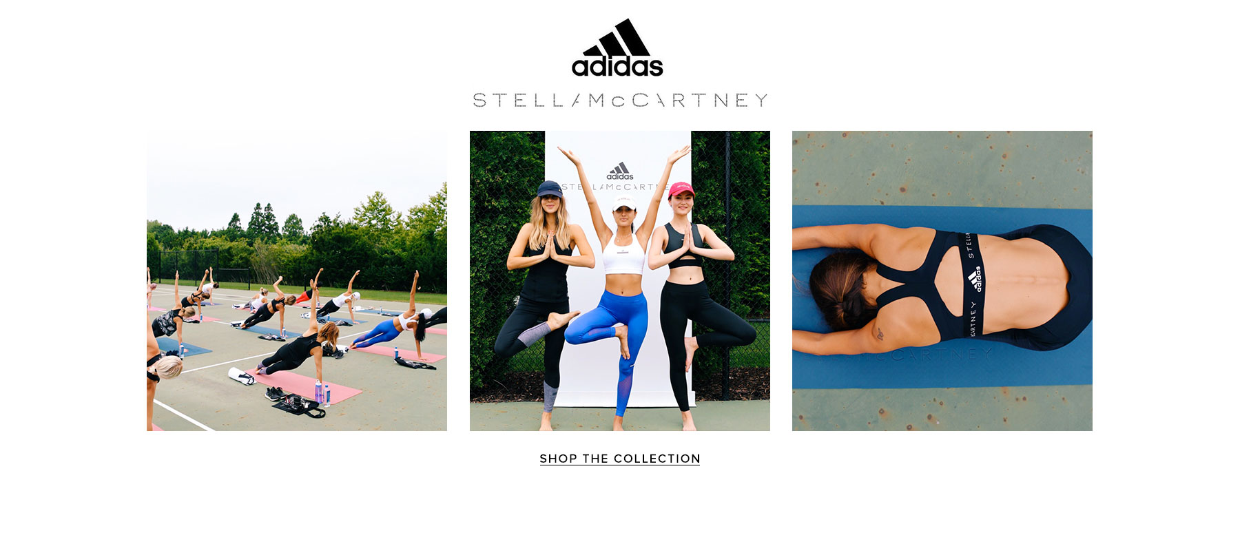 Adidas x Stella McCartney. Shop The Collection.