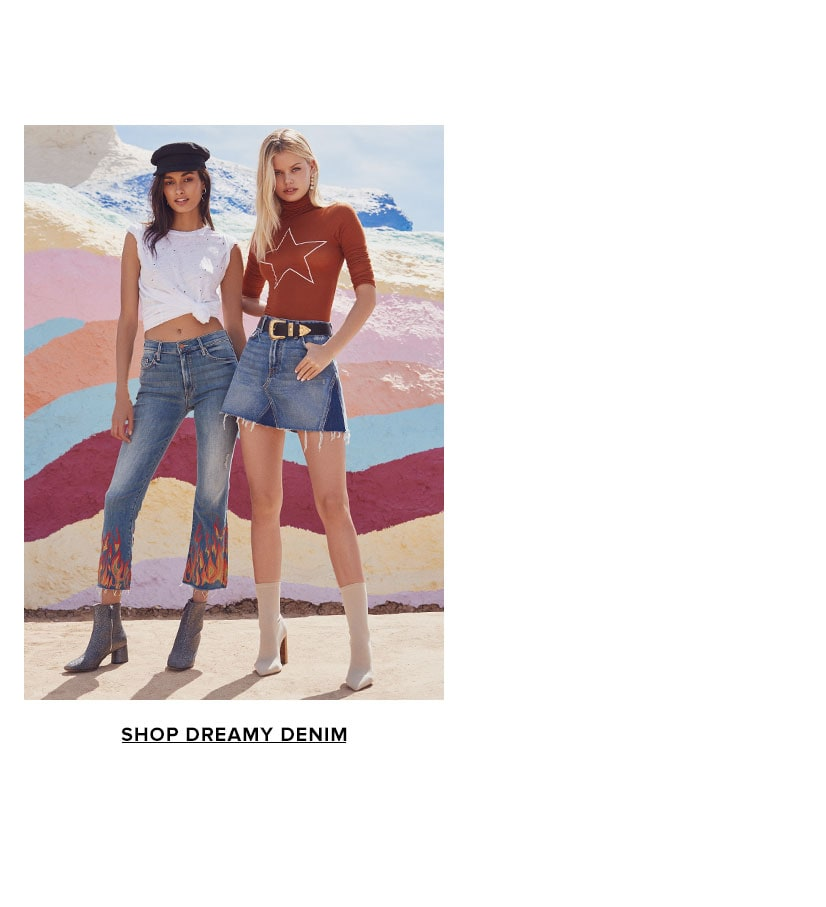 Shop Dreamy Denim