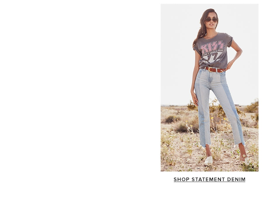 Shop Statement Denim