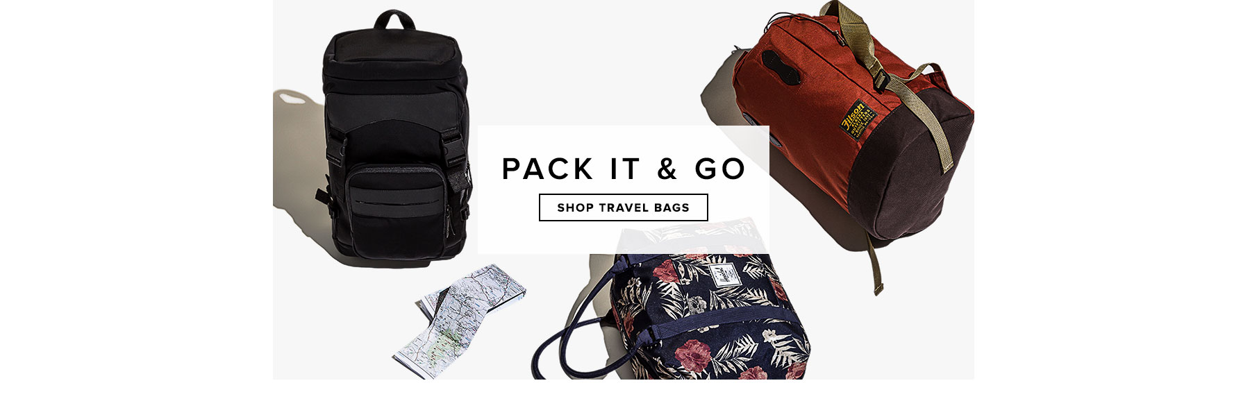 Pack It And Go - Shop Travel Bags