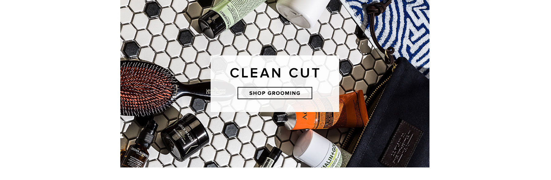 Clean Cut - Shop Grooming