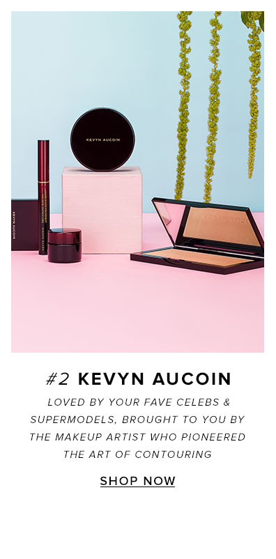3 Kevyn Aucoin. Loved by your fave celebs & supermodels, brought to you by the makeup artist who pioneered the art of contouring. Shop the brand.