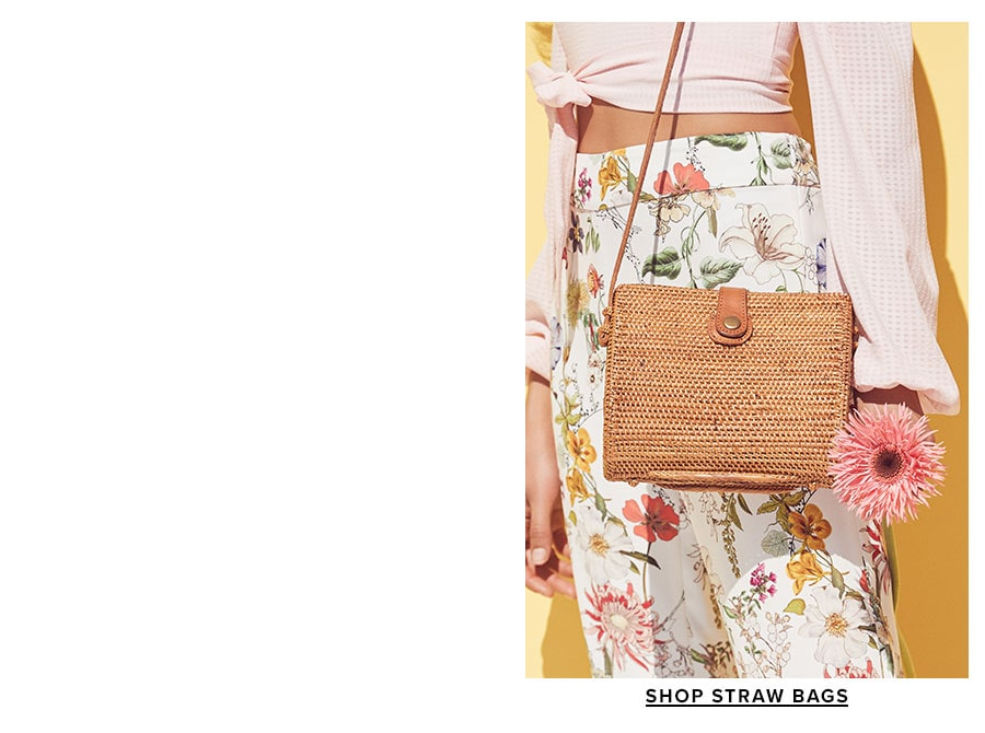 Shop Straw Bags