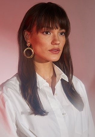 The Titaness Statement Earrings