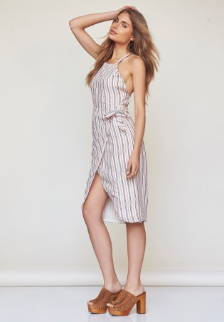 Nassau Wrap Dress