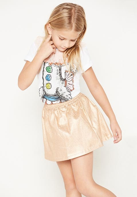 Kids Arlow Circus Sea Lion Tee