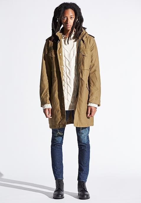 Surplus Oversized M65 Jacket