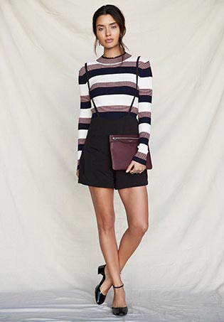 Winona Cropped Sweater