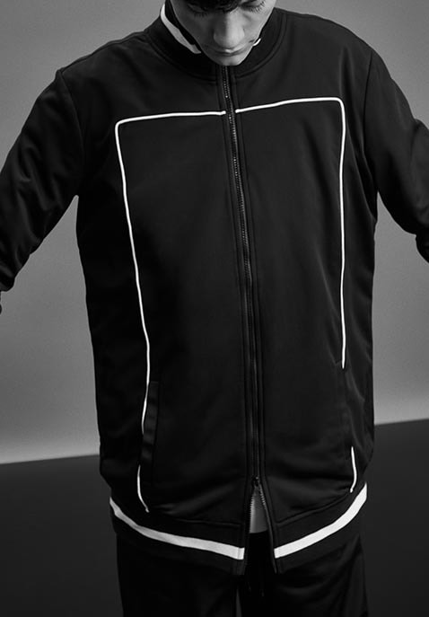 Tear Away Track Jacket