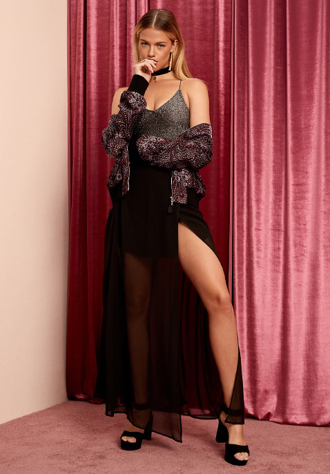 x REVOLVE Sherrie Bodysuit