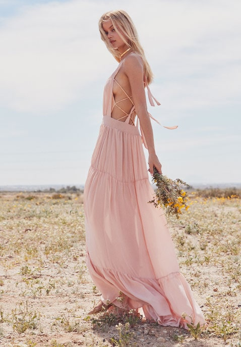 Hopeless LA Maxi Dress