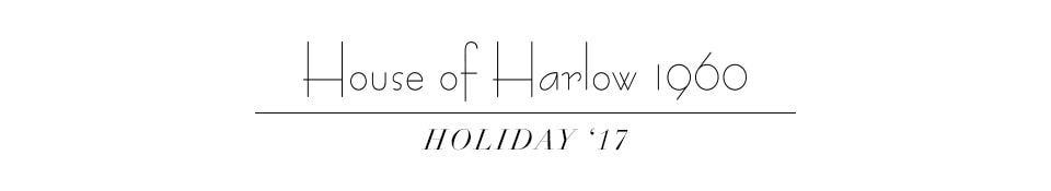 House of Harlow 1960 Holiday 17