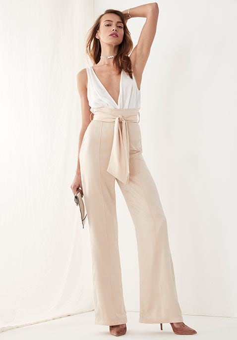 Flavanor Silk Pant