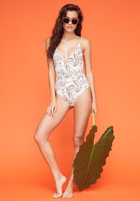 X REVOLVE Bridget One Piece