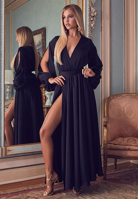 x REVOLVE Eric Gown