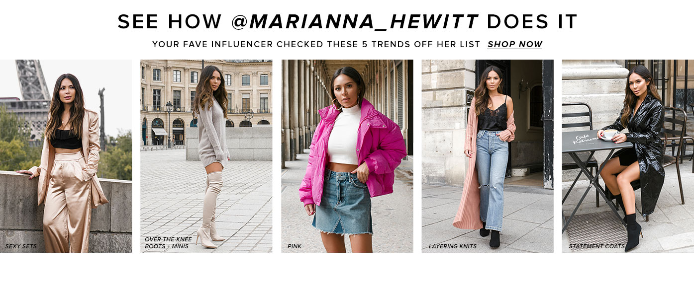 See how @marianna_hewitt does it - Shop Now