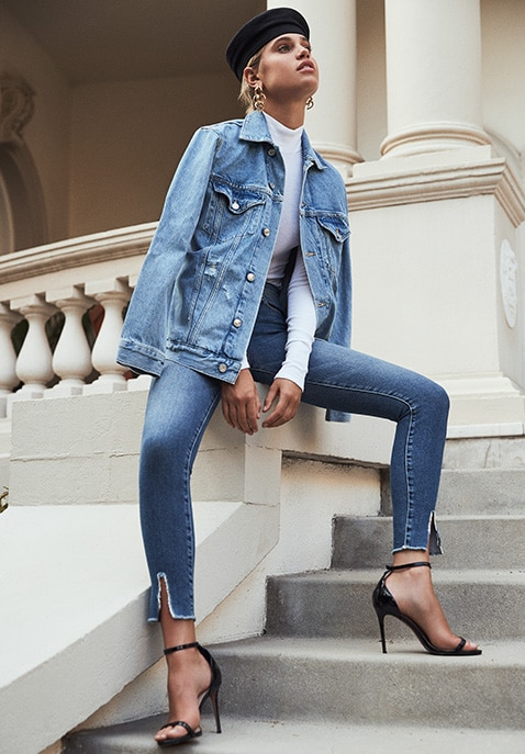Jessie Denim Jacket