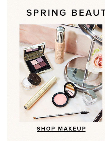 Spring Beauty Essentials, Shop Makeup