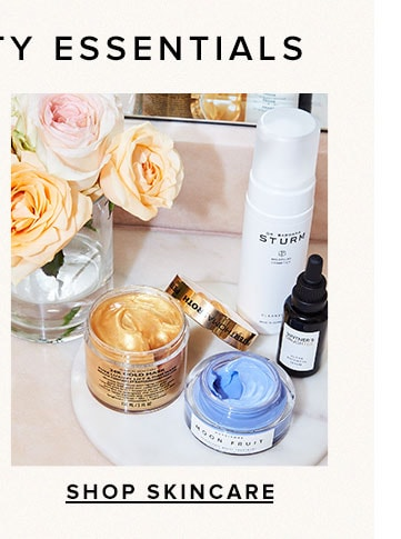 Spring Beauty Essentials, Shop Skincare