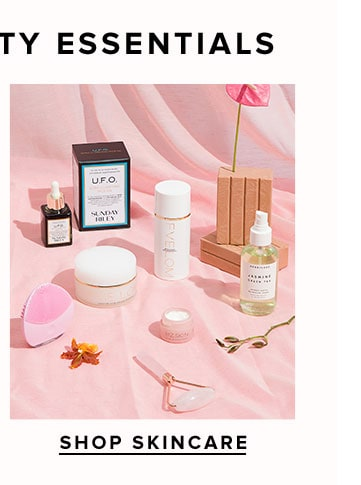 Summer Beauty Essentials, Shop Skincare