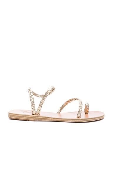 Leather Eleftheria Sandals