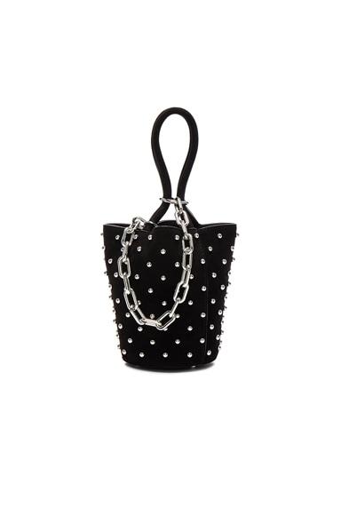 Mini Studded Palladium Bag