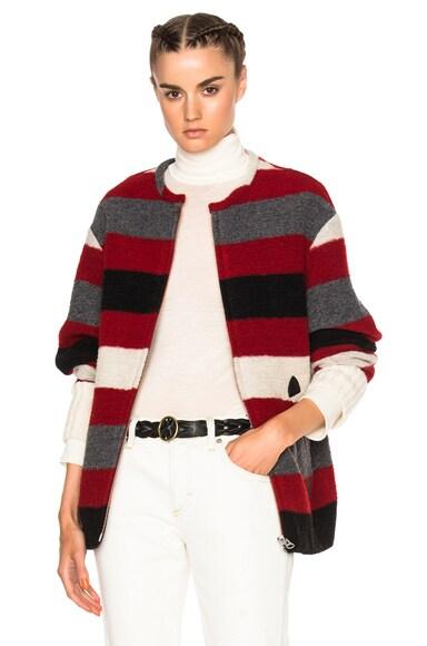 Fimo Blanket Coat
