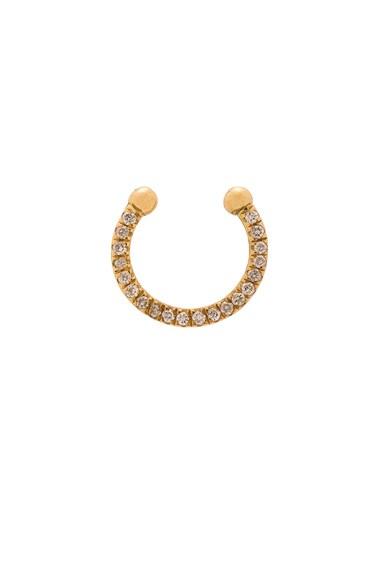 Thread Septum Ring