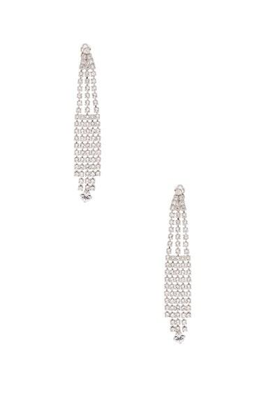 Cascade Crystal Earrings