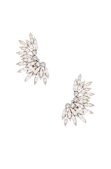 Cocktail Clip Earrings