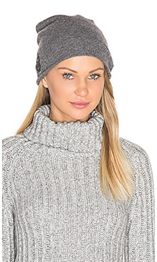 Lux Beanie in Charcoal