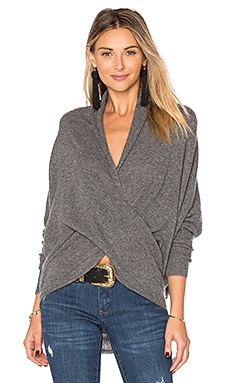 Franny Sweater in Charcoal