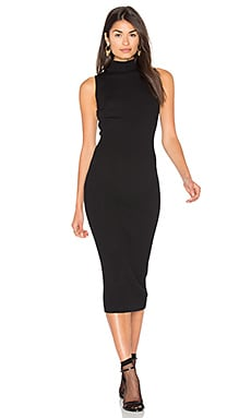 Nami Sweater Dress in Black