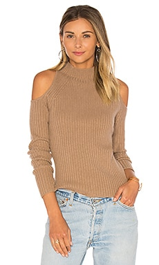 x REVOLVE Gianna Cold Shoulder in Faune