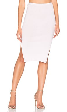 x Hanna Beth Manuela Skirt in Powder Puff