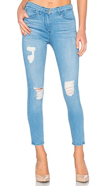 短款牛仔裤