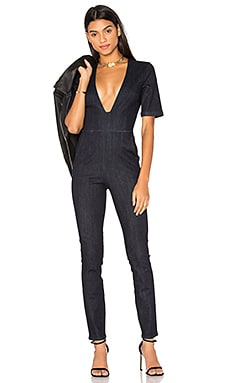 WR Plunge Jumpsuit in Alpha