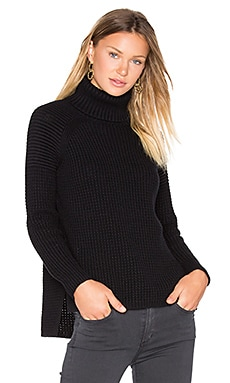Thermal Sweater in Black