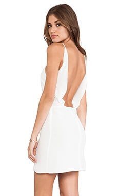 Paola Dress in White