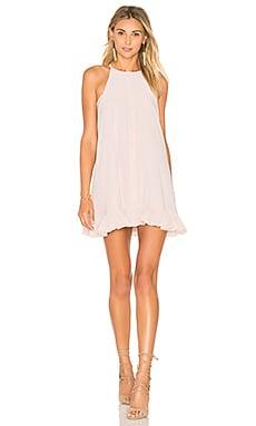 Glass Dress in Nude