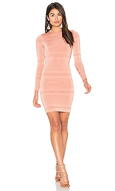 Moss Dress in Pink