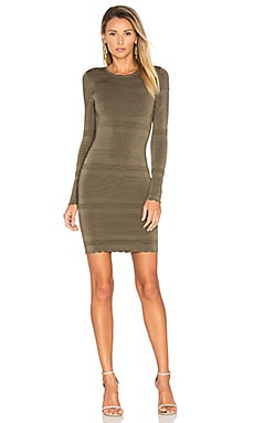 Moss Dress in Olive