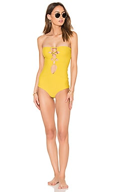 Bronx One Piece in Pineapple